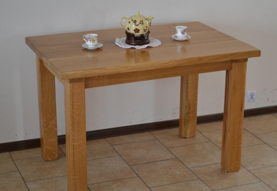Masivní dubový stůl Dubek
