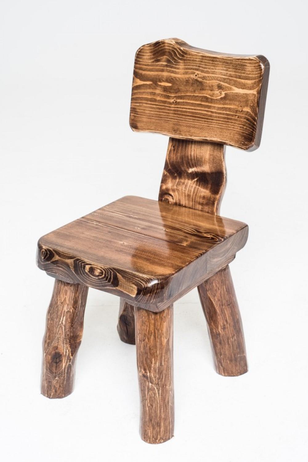 Masivní židle Dorota