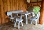 Zahradní nábytek z masivu Chodov