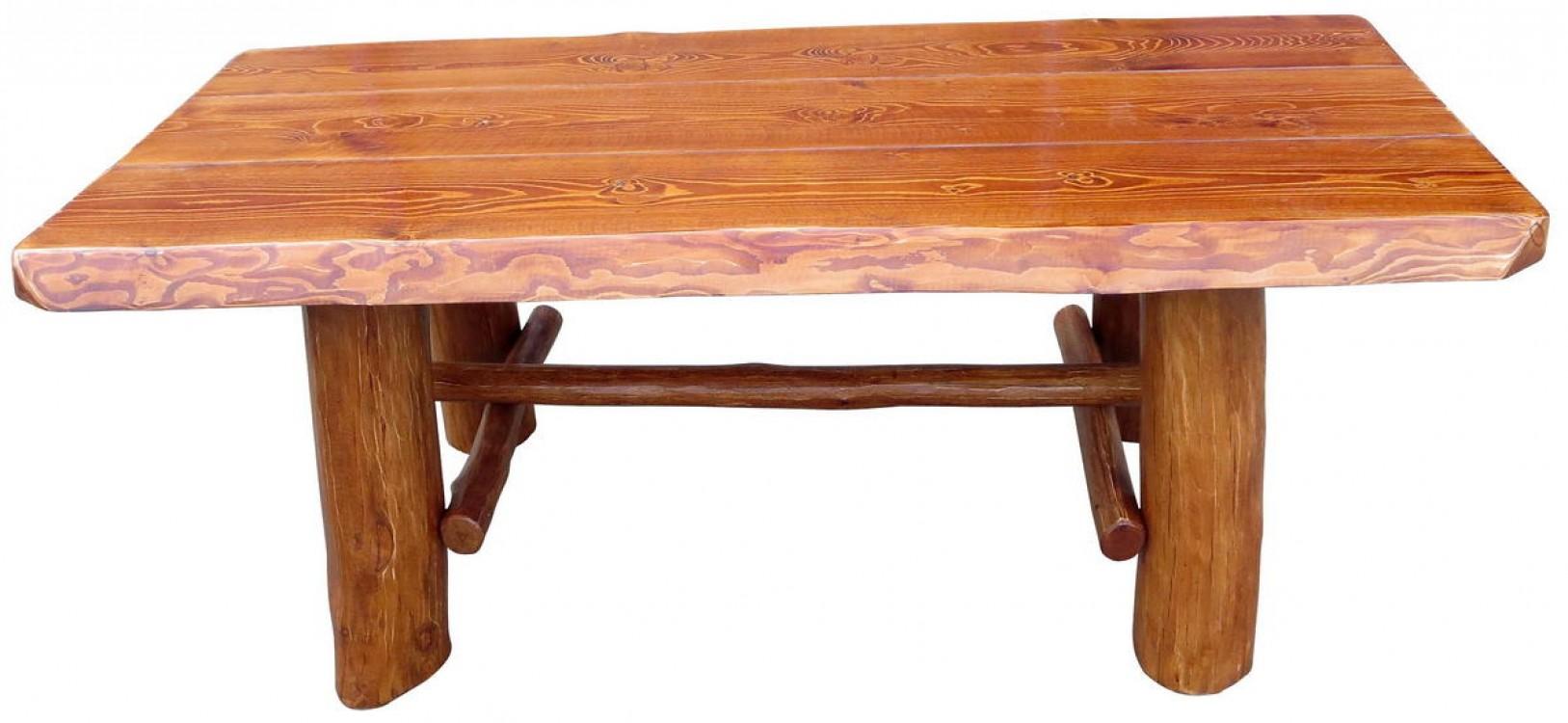 Zahradní stůl z masivu Branisko