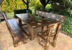 Zahradní nábytek z masivu Choč