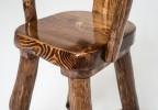 Barová židle masivní Markéta
