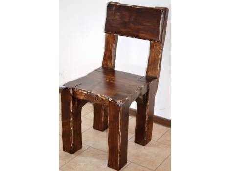 Masivní židle Bradlo