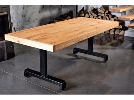 Industriální stůl AURELIUS