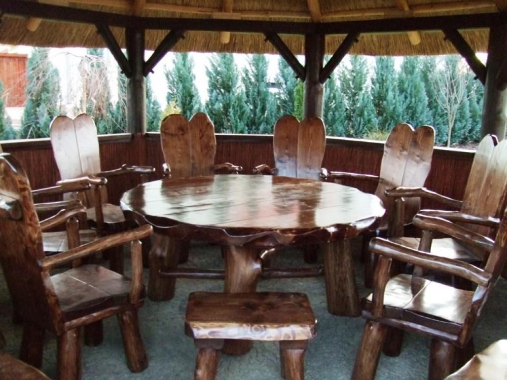 Masivní nábytek, sestava Křivák