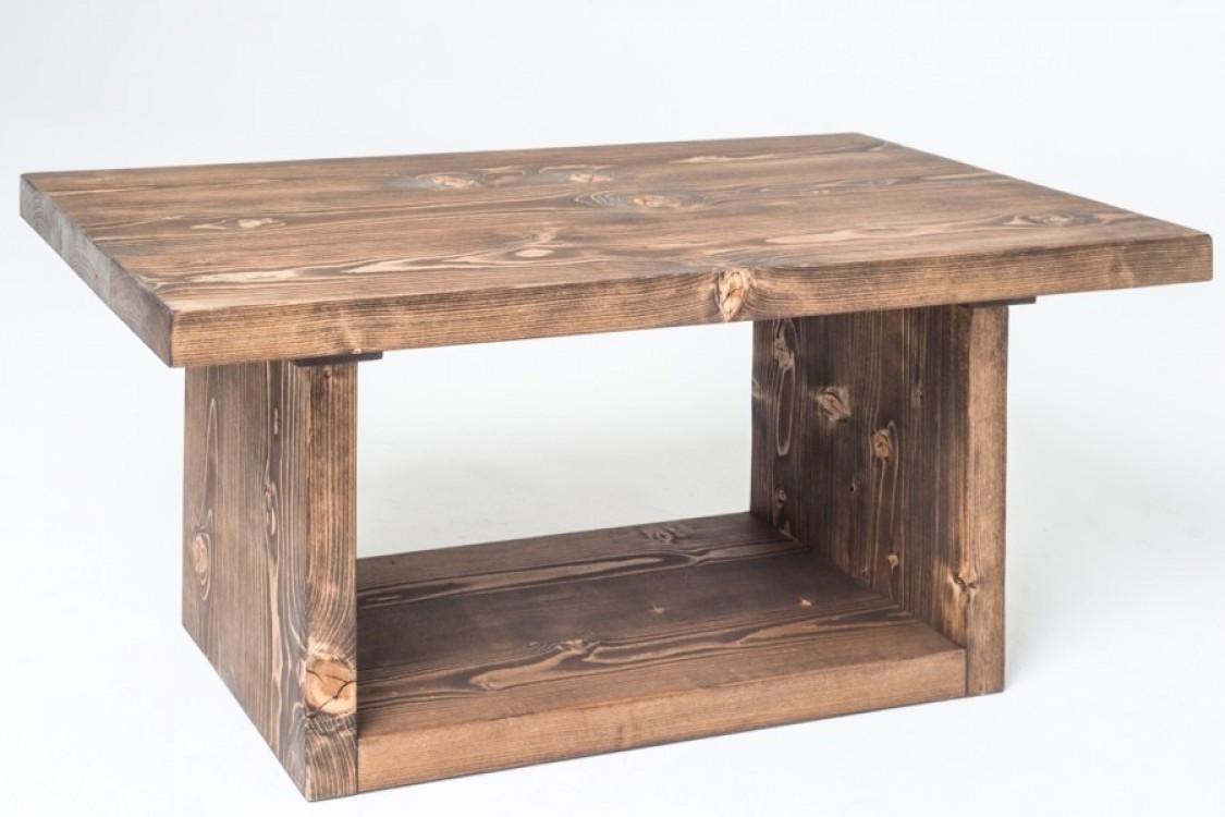 Masivní stolek Kamila