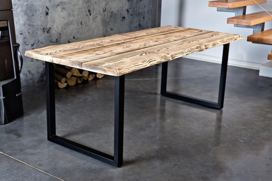 Industriální stůl Scott