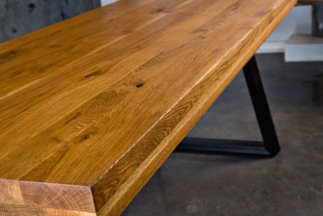 Jídelní stůl industriál Lewis