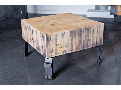 konferenční stolek industriál Bill