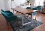 Industriální stůl Matthew