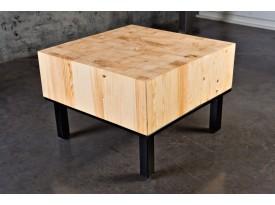 Industriální stolek BARNABAS
