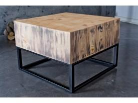 konferenční stolek industriál BALTHAZAR