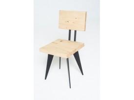 Industriální  židle Chelsea