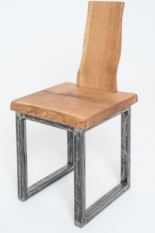 Industriální židle Molly