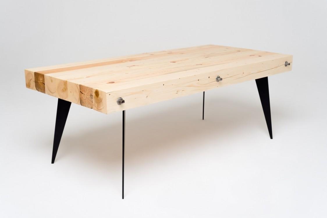 Industriální stůl  Aaron