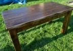 Masivní stůl Stoh