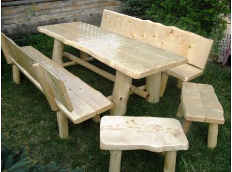 Masivní nábytek, sestava Kykula
