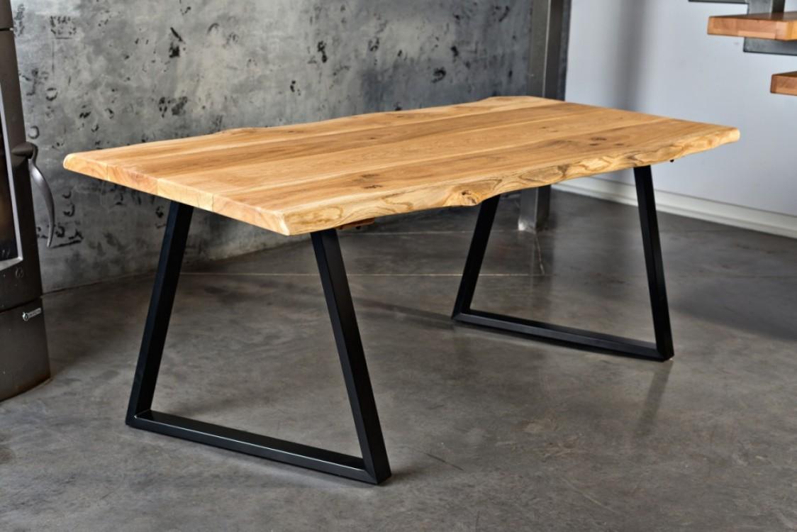 Industriální jídelní stůl Salomon