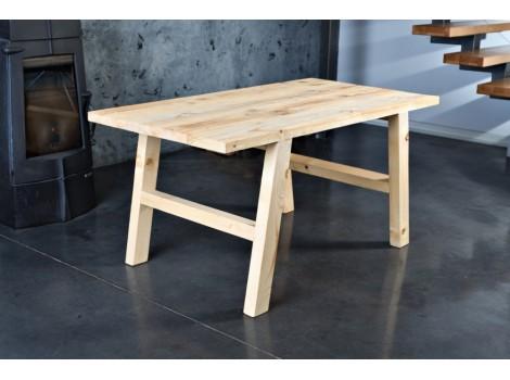 Masivní jídelní stůl Rob