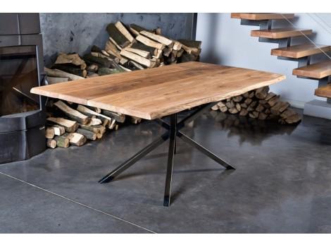 Designový stůl z masivu Carol