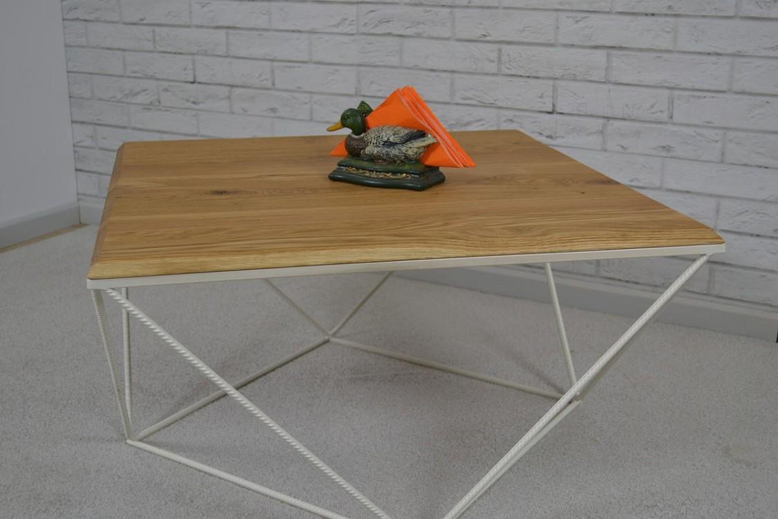 Industriální stolek James