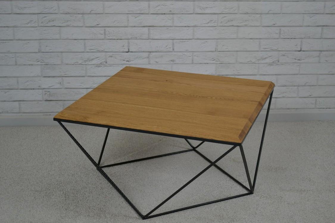 Industriální stolek Henry