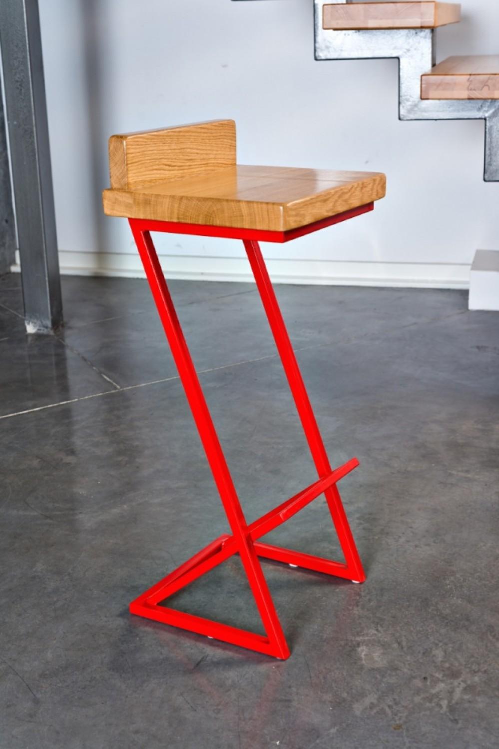 Industriální  židle Slavia