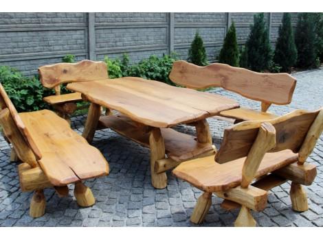 Masivní nábytek,  sestava Baranec