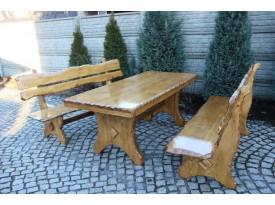Masivní nábytek, sestava Paprsek