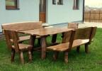 Zahradní dubový nábytek Horák