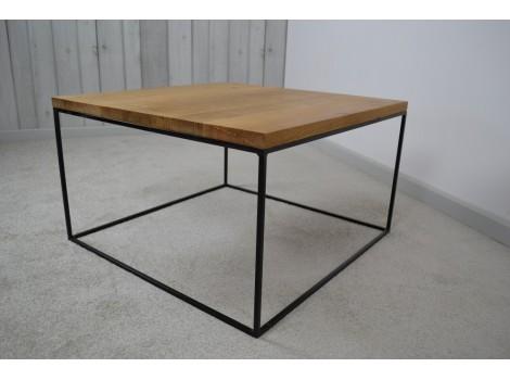 Industriální stolek Conor