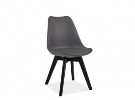 Designová židle Kross II - černá
