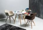 Designová židle Yukon -  Krémová