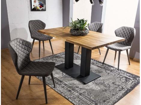 Designový jídelní stůl masiv Dennis