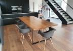 Designový jídelní stůl masiv Sasha