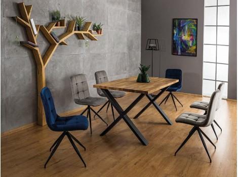 Designový jídelní stůl z masivu Eric