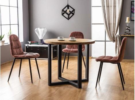 Designový jídelní stůl z masivu Ned