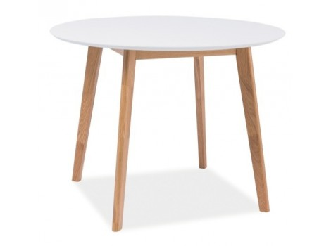 Kulatý jídelní stůl Horatio