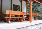 Zahradní nábytek z masivu Magura