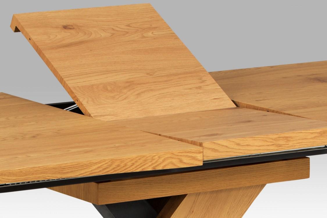 Designový jídelní stůl z masivu Boston