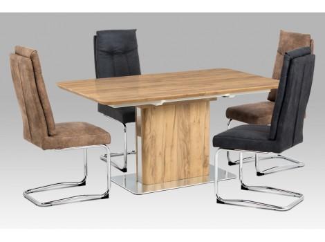 Designový jídelní stůl masiv Detroit
