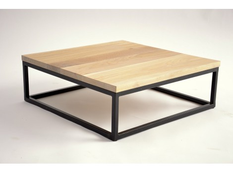Konferenční stolek z masivu Lee