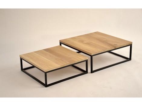 Konferenční stolek z masivu Duo-max