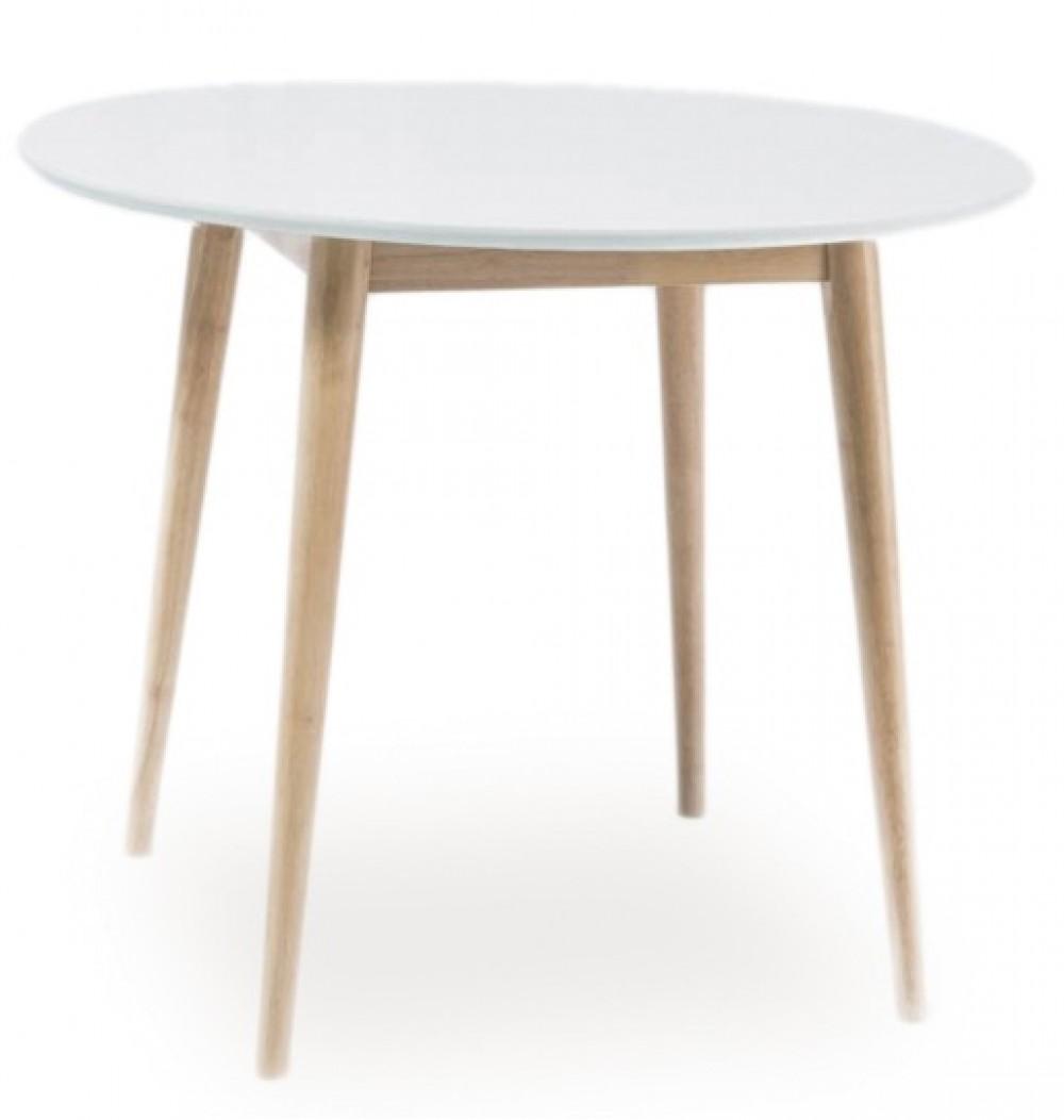 Kulatý jídelní stůl Josh
