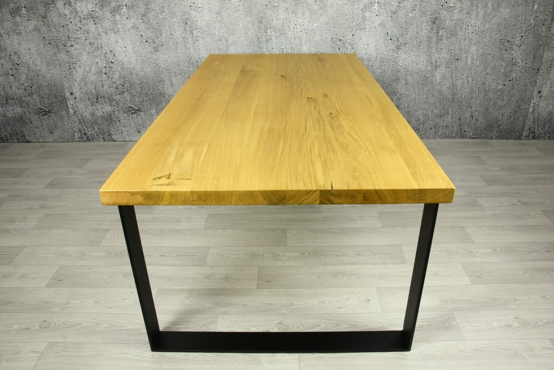 Designový jídelní stůl masiv Thomas