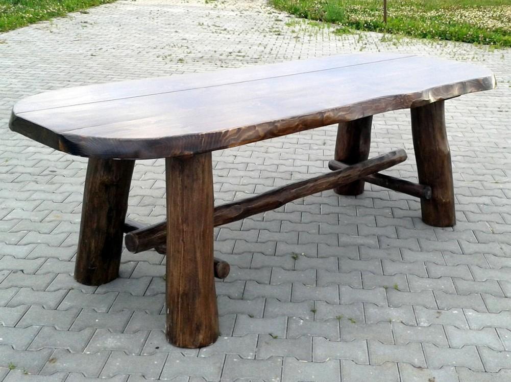 Masivní stůl Zeman