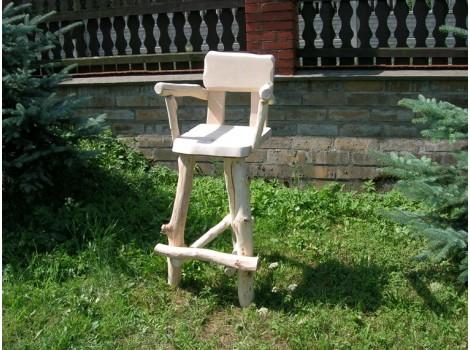 Masivní židle BAROVČÁK